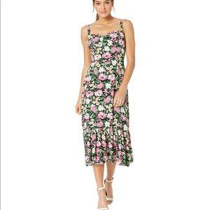 Wayf Eloise Bustier Dress